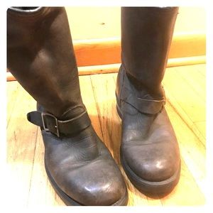 Shoes - Motorcycle Boots